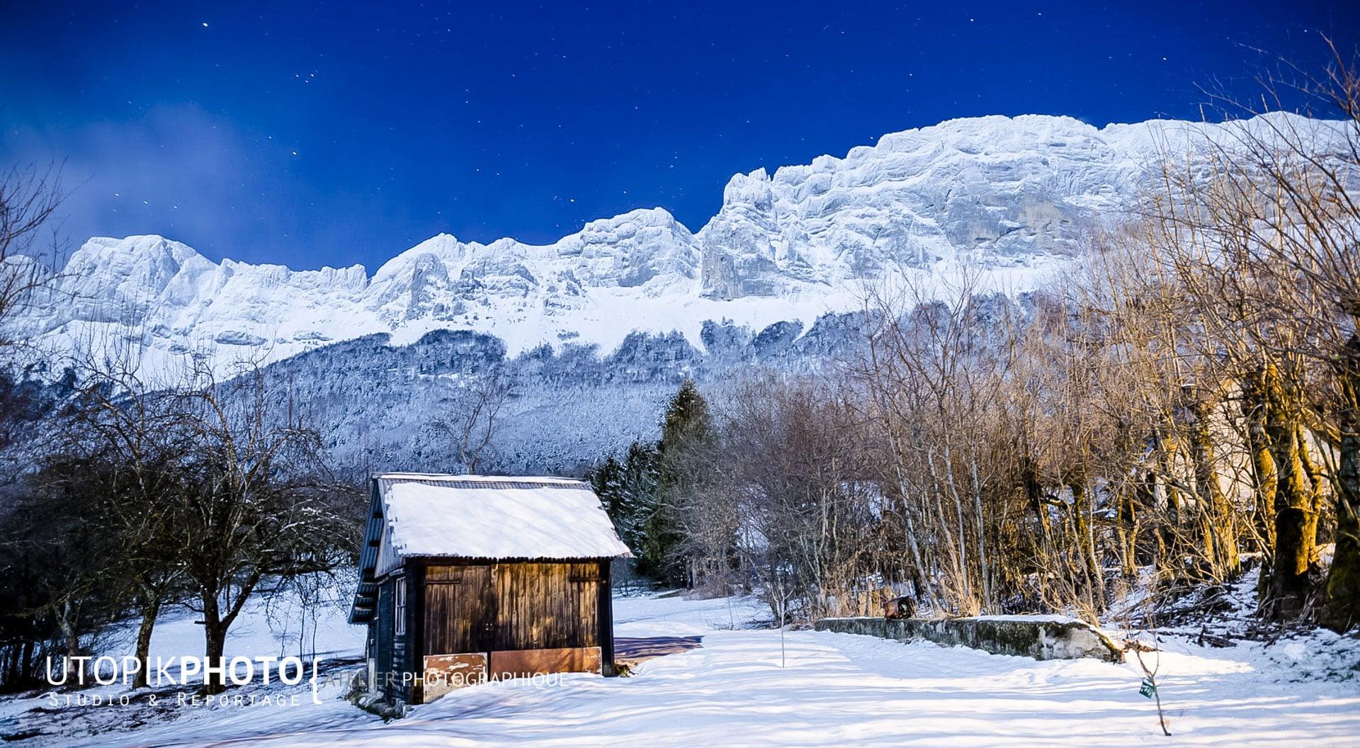 Photographe Paysage Grenoble
