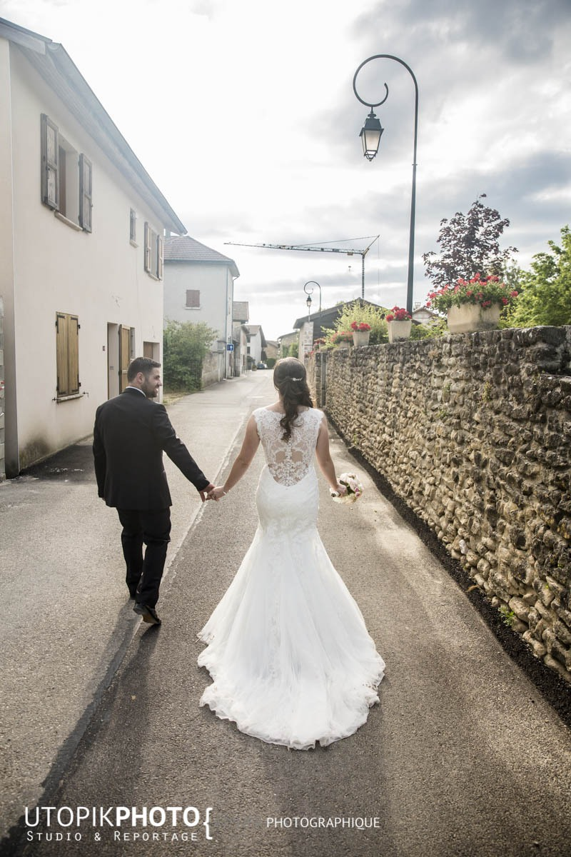 Reportage Mariage pour Alexie et Michel le Samedi 2 Juillet 2016 au Couvent des carmes à Beauvoir en Royans