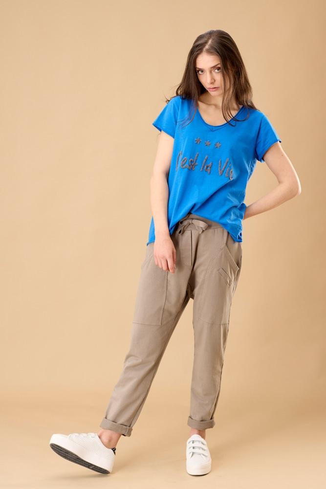 LACO/3475 Clavie brode (haut) LACO/68139 (pantalon)