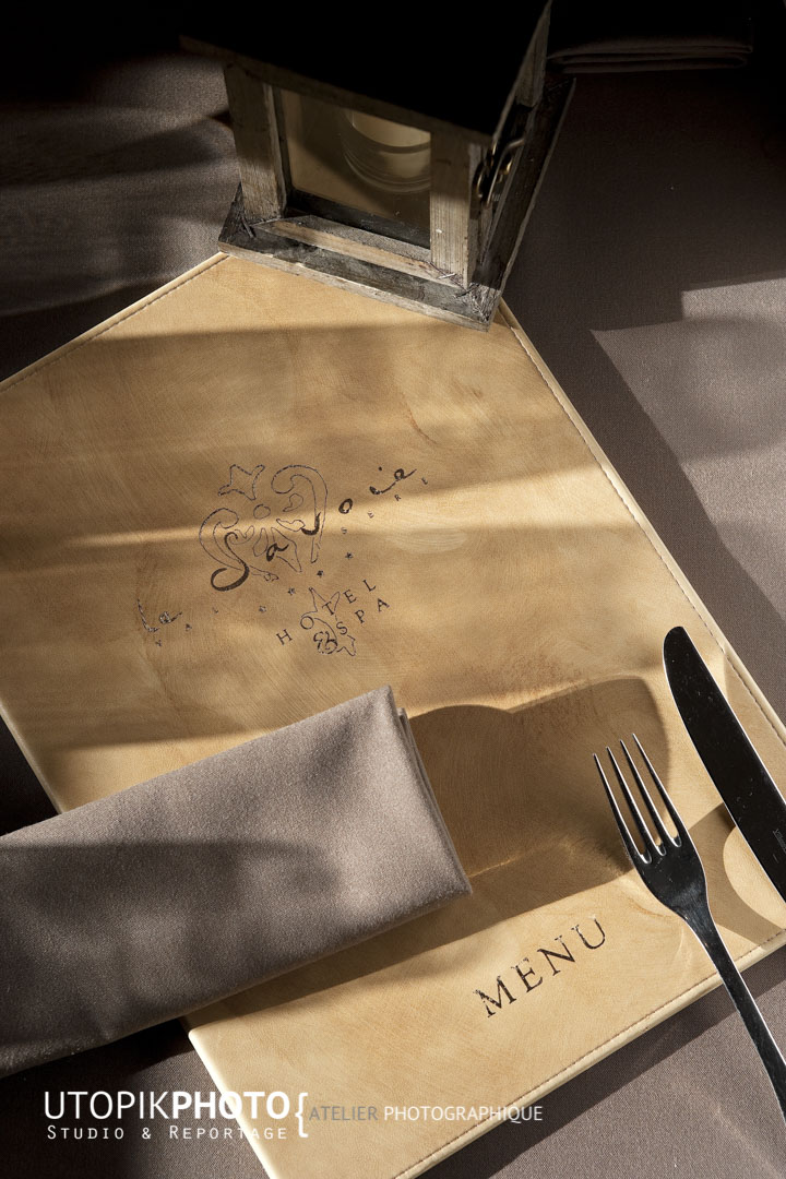 Photographe culinaire et d'hotel à Grenoble
