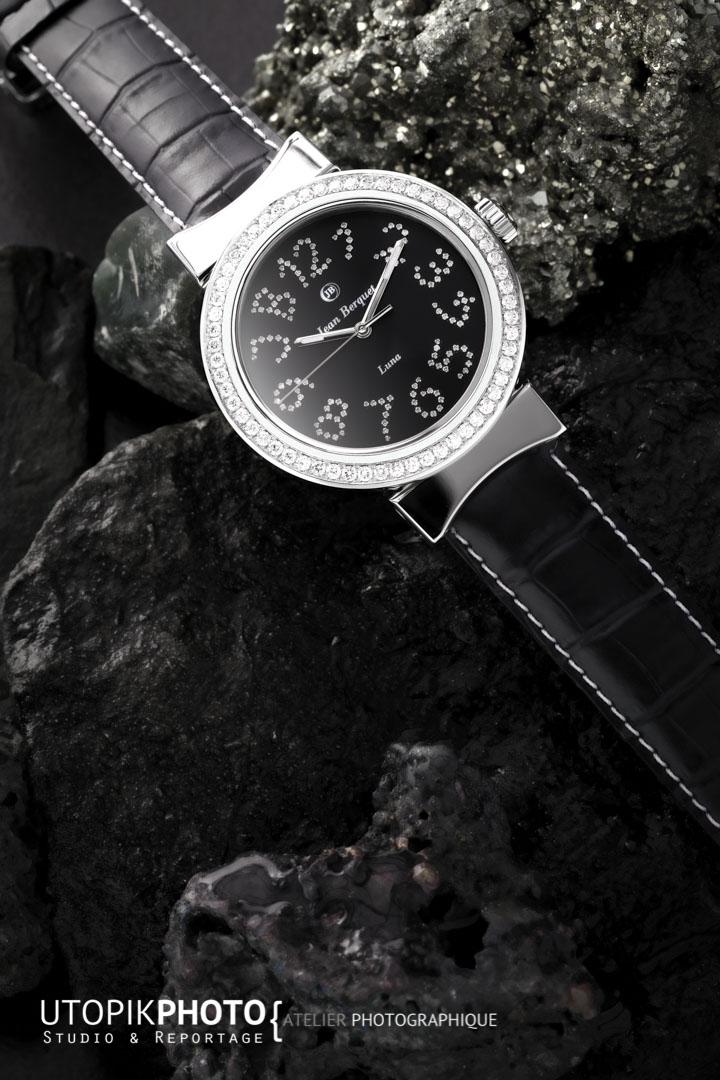 photographie studio montres et bijoux