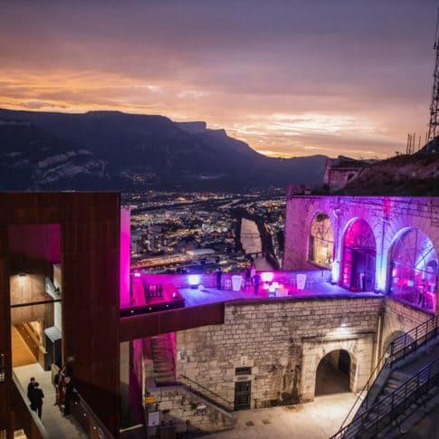 reportage bastille Grenoble