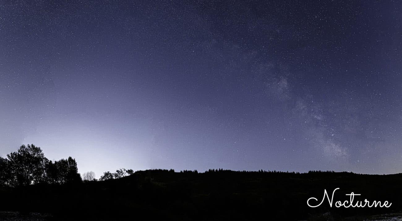 Photographe Paysage Nocturne Grenoble